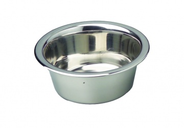 Stainless Steel Bowl - 473ml (1 Pint)