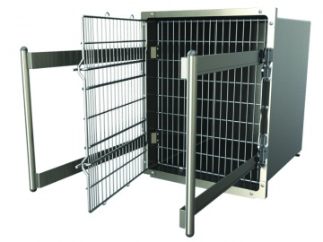 Squeeze Cage for Kennels - 609.6mm Wide x 457.2mm Height