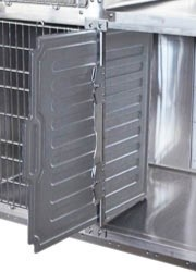 Thermal Formed Divider for 762mm High Kennel