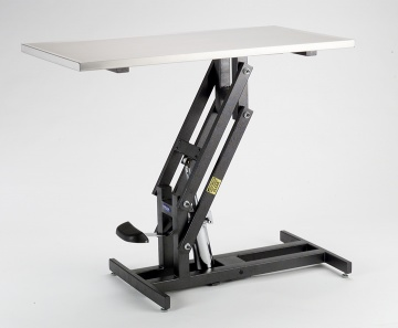 Examination Table with Hydraulic Base