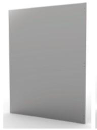 Kennel Run Back Panel Full Iso W 1219.2mm x H 1981.2mm