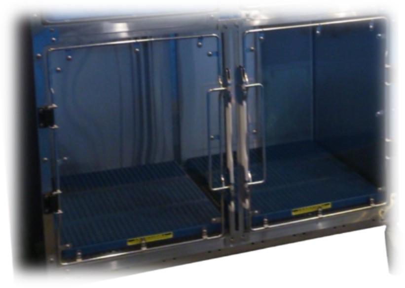 Plexiglas Door to fit 609.6mm x 457.2mm Kennel